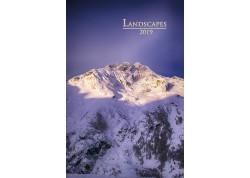 Calendar personalizat 2019 Landscapes