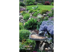 Calendar personalizat 2019 Gardens