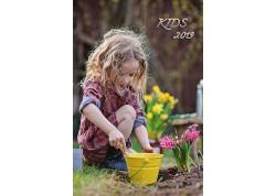 Calendar personalizat 2019 Kids