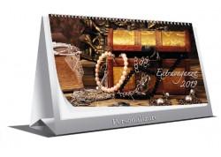 Calendar personalizat 2019 de birou Extravaganza