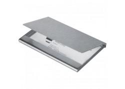 Port carti de vizita din aluminiu