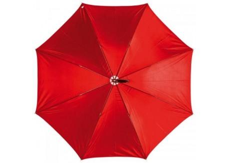 Umbrela lux cu tija metalica