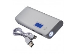 Powerbank de 10 000mAh